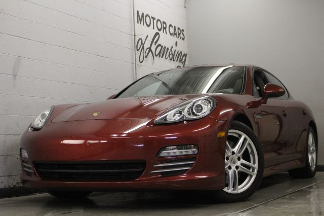 2012 PORSCHE PANAMERA 4 AWD 4DR SEDAN red call mike at 8882399980 panamera 4 clean carfax well m