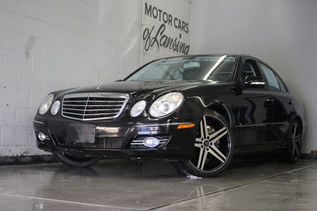 2007 MERCEDES-BENZ E-CLASS E350 4MATIC AWD 4DR SEDAN black awd must see like new inside and out