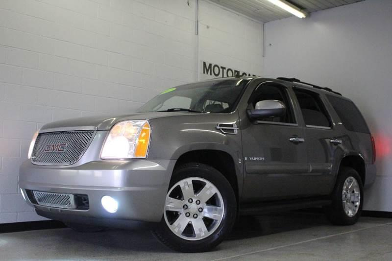 2007 GMC YUKON SLT 4DR SUV 4X4 W4SA W 1 PACKA gray 53l v8  dual zone acheated seats-fronts