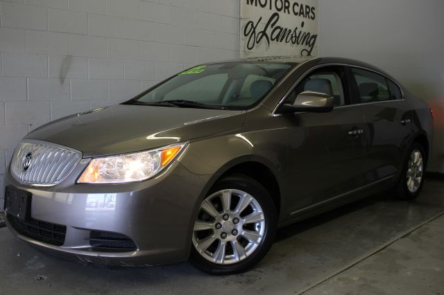 2012 BUICK LACROSSE BASE 4DR SEDAN pewter like new inside and out must see   3 month 4000 mil