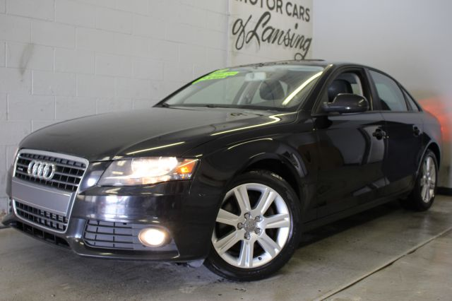2010 AUDI A4 20T QUATTRO PREMIUM AWD 4DR SED black like new inside and out wow must see black