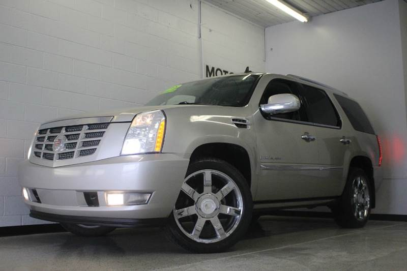 2008 CADILLAC ESCALADE BASE AWD 4DR SUV silver navigation22in wheelsmoonroof awd heatedcooled