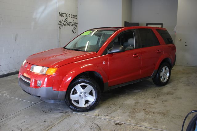 2004 SATURN VUE BASE AWD 4DR SUV red center console daytime running lights front air conditioni