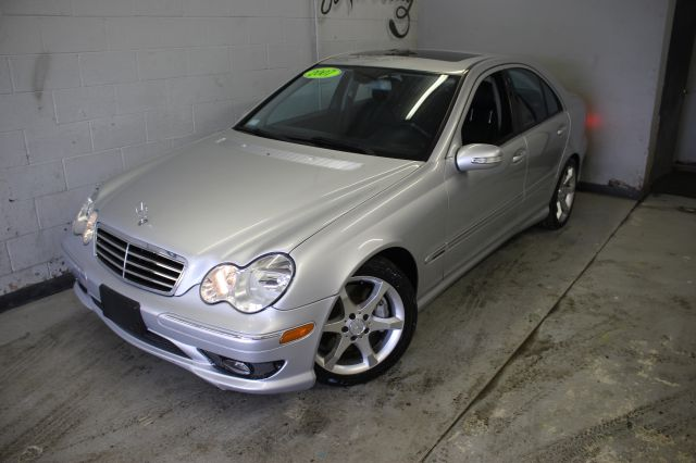2007 MERCEDES-BENZ C-CLASS C230 SPORT 4DR SEDAN silver must see 3 month 4000 mile limited powe