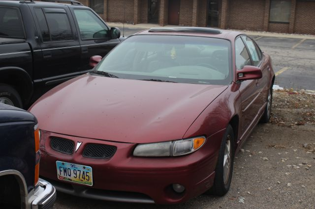 2000 PONTIAC GRAND PRIX GT 4DR SEDAN burgundy super clean must see call now to schedule a test
