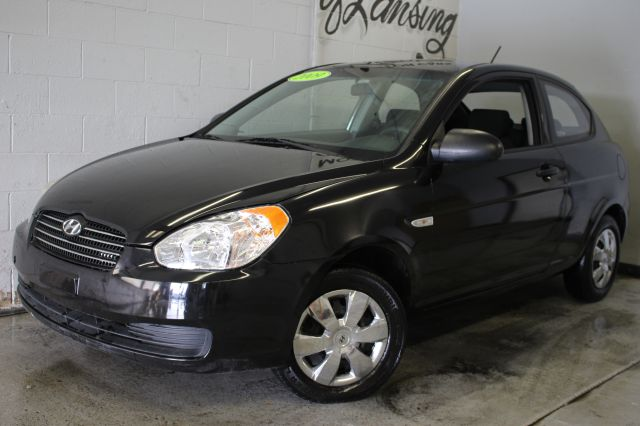 2009 HYUNDAI ACCENT GS 2DR HATCHBACK 4A black super clean must see call now to schedule a test d
