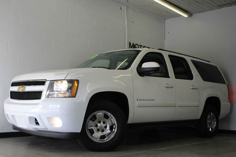 2007 Chevrolet Suburban For Sale Carsforsale Com