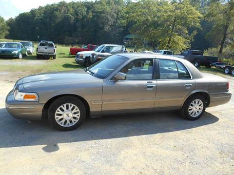 2003 Ford Crown Victoria for sale in Helena, AL
