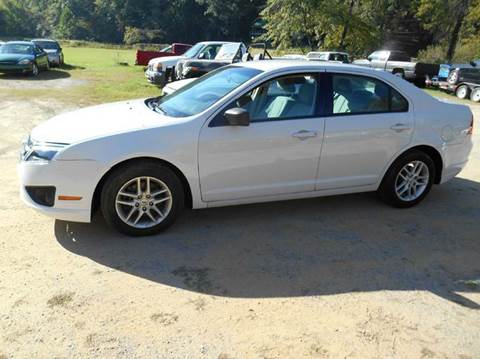 2011 Ford Fusion for sale in Helena, AL