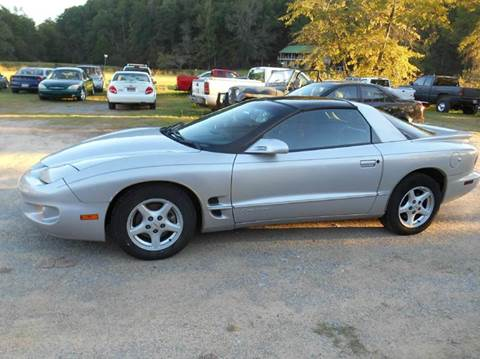 2000 Pontiac Firebird for sale in Helena, AL