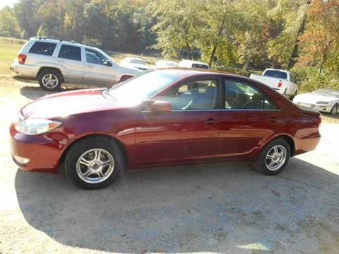 2005 Toyota Camry for sale in Helena, AL