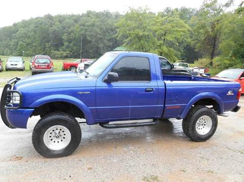 2003 Ford Ranger for sale in Helena, AL