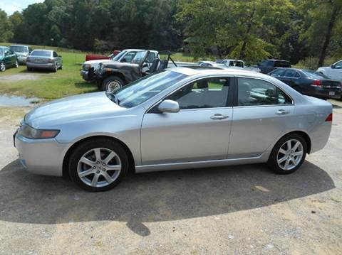 2005 Acura TSX for sale in Helena, AL