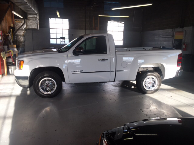 2013 GMC Sierra 1500 4x2 Work Truck 2dr Regular Cab 6.5 ft. SB - Danville VA