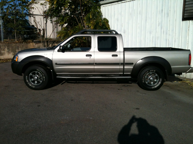 Used 2002 nissan frontier for sale for Heath motors greenville nc