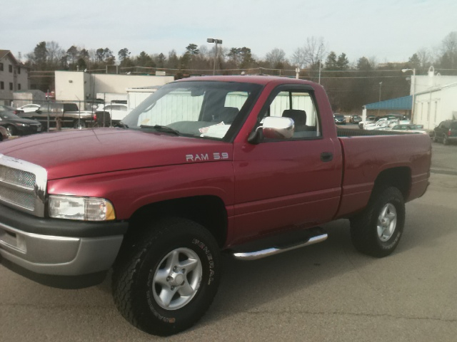 1997 Dodge Ram Pickup 1500 2dr Laramie SLT 4WD Standard Cab SB - Danville VA