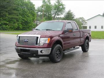 2010 Ford F-150 for sale in Erie, PA