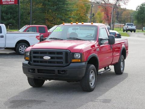 2006 Ford F-250 Super Duty for sale in Erie, PA