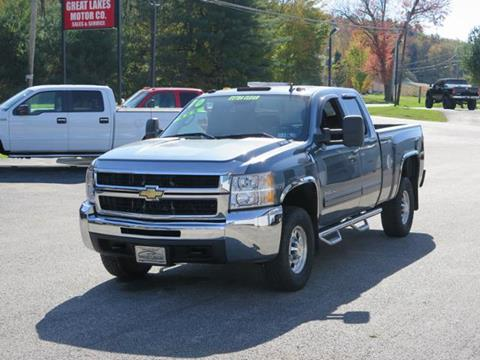 2010 Chevrolet Silverado 2500HD for sale in Erie, PA