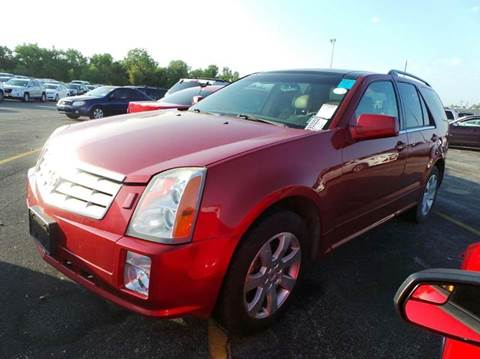 2008 Cadillac SRX for sale in Jacksonville, FL