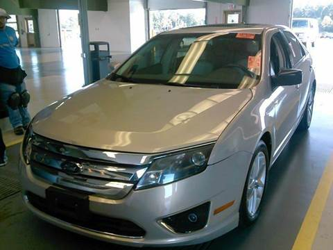2010 Ford Fusion for sale in Jacksonville, FL