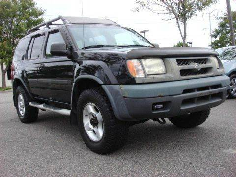 2001 nissan xterra for sale florida. Black Bedroom Furniture Sets. Home Design Ideas