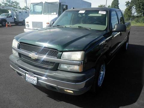 2004 Chevrolet Silverado 1500 for sale in Jacksonville, FL
