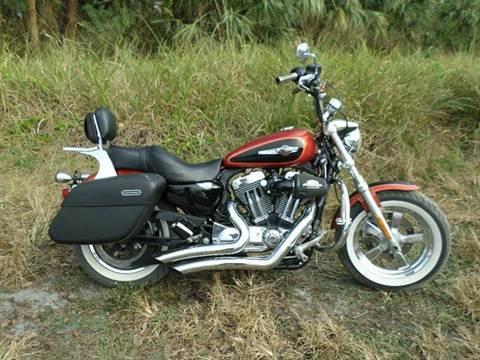 2011 Harley-Davidson Sportster for sale in Oak Hill, FL