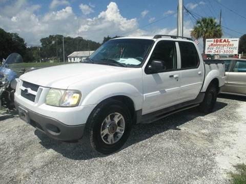 2003 Ford Explorer Sport Trac for sale in Oak Hill, FL