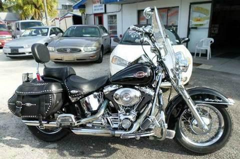 2006 Harley-Davidson Heritage Softail  for sale in Oak Hill, FL