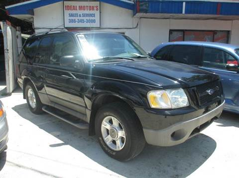 2003 Ford Explorer Sport for sale in Oak Hill, FL