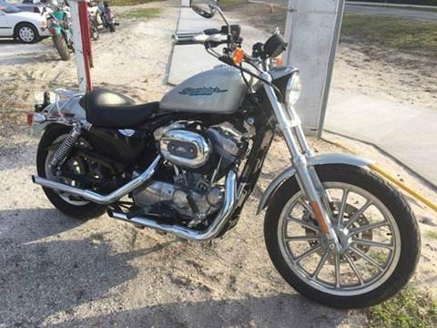 2004 Harley-Davidson Sportster for sale in Oak Hill, FL