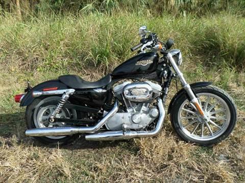 2010 Harley-Davidson Sportster for sale in Oak Hill, FL