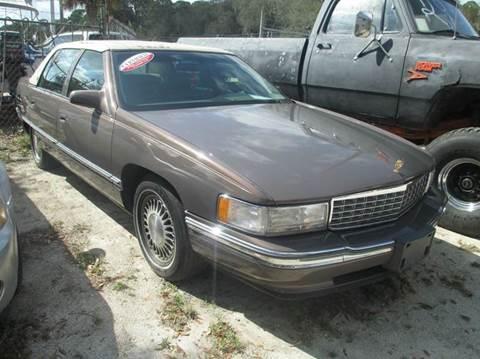 1994 Cadillac DeVille for sale in Oak Hill, FL