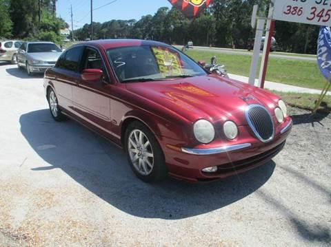 2000 Jaguar S-Type for sale in Oak Hill, FL