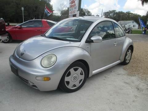 2001 Volkswagen New Beetle for sale in Oak Hill, FL