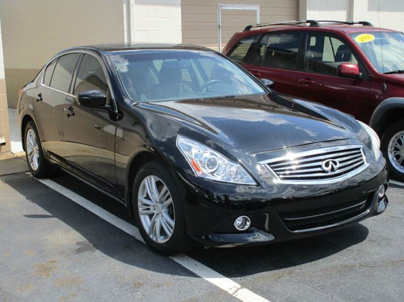 2010 Infiniti G37 Sedan AWD x 4dr Sedan - Carmel IN