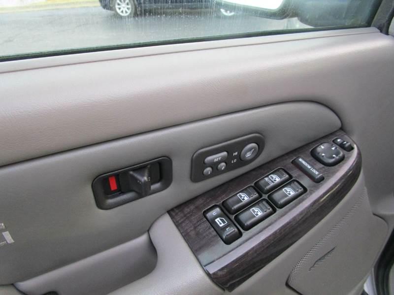 2002 GMC Yukon AWD Denali 4dr SUV - Carmel IN