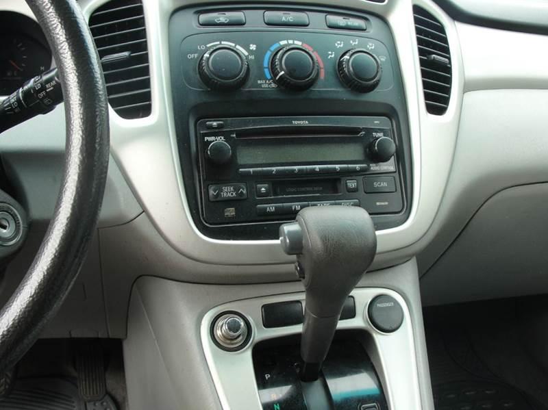 2005 Toyota Highlander AWD 4dr SUV V6 w/3rd Row - Carmel IN