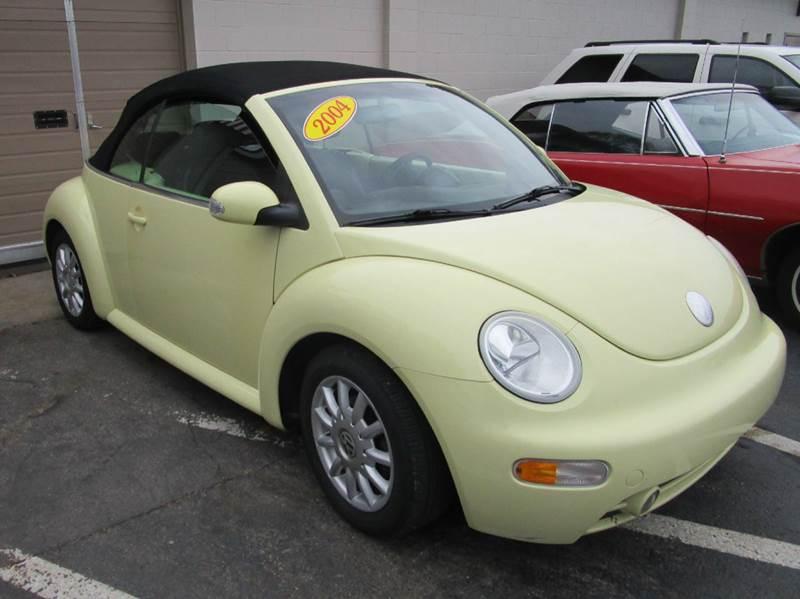 2004 Volkswagen New Beetle GLS 2dr Convertible - Carmel IN