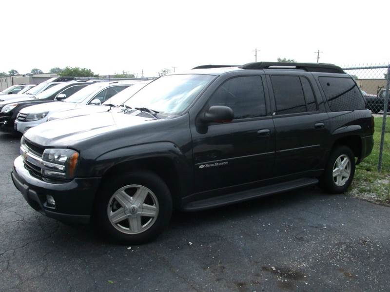 2003 Chevrolet TrailBlazer EXT LT 4WD 4dr SUV - Carmel IN