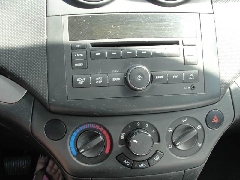 2011 Chevrolet Aveo LT 4dr Sedan w/1LT - Carmel IN