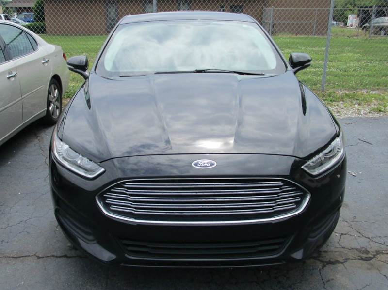 2015 Ford Fusion SE 4dr Sedan - Carmel IN