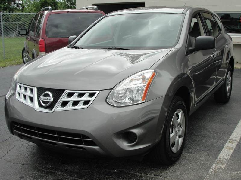 2013 Nissan Rogue AWD S 4dr Crossover - Carmel IN