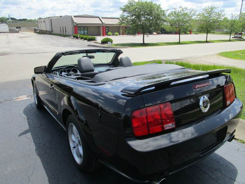 2006 Ford Mustang GT Premium 2dr Convertible - Carmel IN