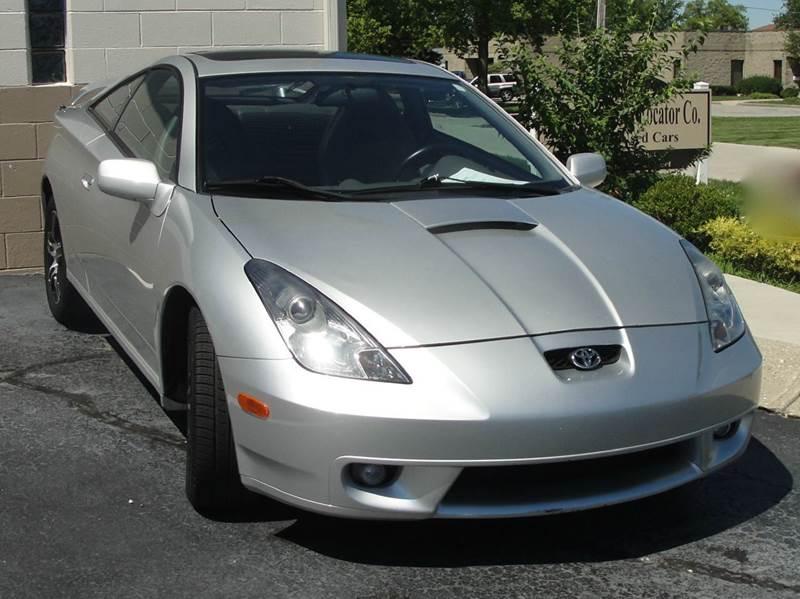 2002 Toyota Celica GT-S 2dr Hatchback - Carmel IN