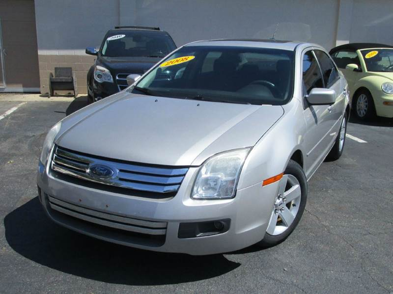 2008 Ford Fusion I4 SE 4dr Sedan - Carmel IN