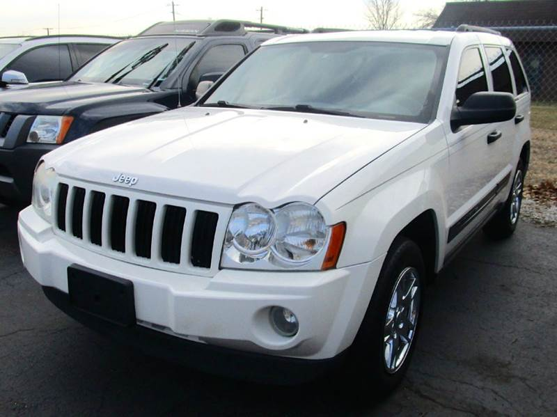2006 Jeep Grand Cherokee Laredo 4dr SUV 4WD - Carmel IN