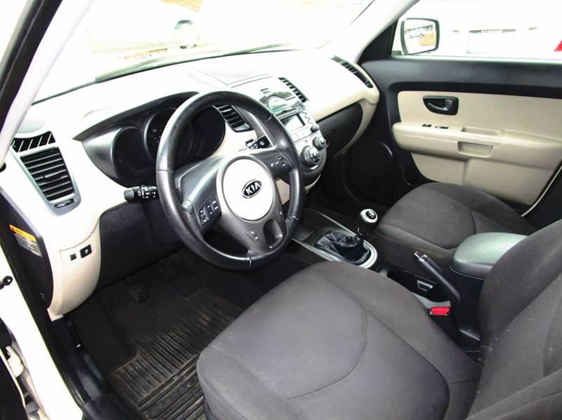 2010 Kia Soul + 4dr Wagon 4A - Carmel IN