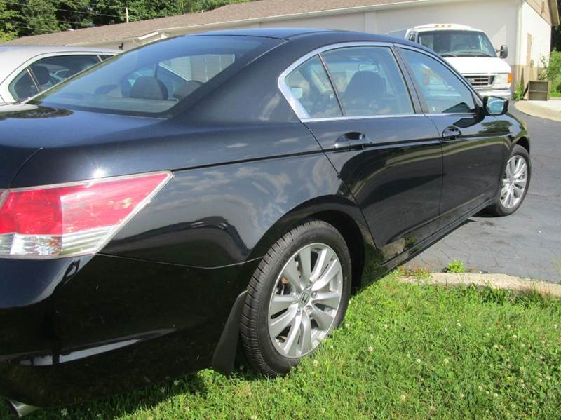 2012 Honda Accord EX 4dr Sedan 5A - Carmel IN